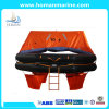 Liferaft ao mar inflável do Throw do homem de pano do PVC para o barco
