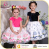 Малыши Fomal Party Dress, Evening Dress Children Clothing