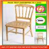 高品質の金の樹脂のナポレオンChiavariの椅子