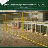 De Tijdelijke Met een laag bedekte Omheining van uitstekende kwaliteit Panels/PVC galvaniseerde Tijdelijke Omheining