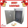 264 ovos da galinha que chocam a incubadora automática pequena do ovo da máquina
