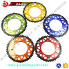 CNC Colored Rear Sprockets di 48t 49t 50t 520 Divisable per Racing Sport Motorcycle