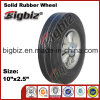 Hand Truck 10 Inch Solid Rubber Wheel für Sale