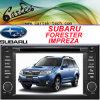Subaru 임정관 Impreza에서 특별한 차 DVD 플레이어