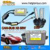 lámpara de xenón OCULTADA iluminación del coche de 55W D2s Canbus