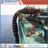 Pétrole de dock transportant le boyau en caoutchouc
