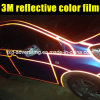 Car Wrappingのための最も新しいColorful 3m Original Luminous Reflective Tape