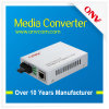 el 10/100m Single Port Poe Media Converter con Sc Fiber Port
