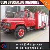5t 6m3 Wasser-Schaumgummi Feuerbekämpfung-LKW-Wasser-Feuerlöscher