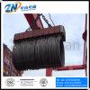 Двухполярный поднимаясь электромагнит для провода штанги свертывает спиралью MW19-14072L/1