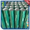 Nastro a temperatura elevata dell'animale domestico di verde del silicone