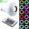 E27 12W intelligentes RGB drahtloses Bluetooth LED Birnen-Licht