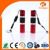 0.3W la energía de la antorcha LED Keychain salva la linterna ultravioleta del LED