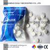De Samengeperste Handdoek van de Douane van 100% Tablet