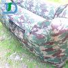 Newestlyの不精なソファー涼しいカラーカムフラージュの膨脹可能な空気ソファー