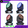 36X12W Wash Moving Head étape de LED