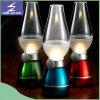 Luz retra controlada de la noche del keroseno de la novedad que sopla LED