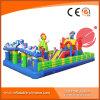 Riesiges aufblasbares Karikatur-Paradies für Kind-Spiel T6-005