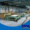 Chaîne de production professionnelle de panneau de gypse de vente chaude, usine de placoplâtre de gypse