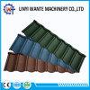 Tipo da ligação da telha de telhado do metal dos materiais da casa da proteção de tempo