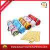 中国の最もよい価格100%の羊毛の投球毛布