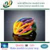 주문품 자전거 헬멧을 인쇄하는 SLA/SLS 3D