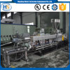 Gránulos plásticos de Masterbatch de la película que hacen la máquina del estirador de HDPE/LLDPE /LDPE
