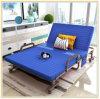 Faltendes Prüftisch-Bett-Hotel-Extrabett mit Matratze (Blau 190*90cm)