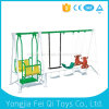 Los niños calientes al aire libre oscilación de juegos al aire libre fuera de regalos