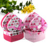 Gift를 위한 Heart-Shaped Paper Packaging Box