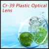 Obiettivo ottico di plastica Cr-39