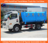 Hydraulisches Lifting Roll off Garbage Truck für Garbage Rufe Collection