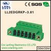Pluggable разъем терминальных блоков Ll2edgrkp-3.81