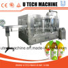 Автоматический любимчик разливает машину завалки сока/производственную линию по бутылкам
