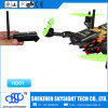 Sky-HD01 Wireless Fpv 1080P HD Camera con su e giù Moveable Lens+400MW Fpv 32CH Wireless Video Transmitter