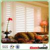 PVC élégant Plantation Shutter Window pour la pièce de Bed