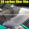 Гидрографический винил волокна углерода пленки 5D PVC для оборачивать тела автомобиля