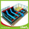 Poço profissional da espuma de Liben e Trampoline pequeno interno do basquetebol