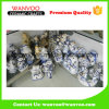 Figurine di ceramica su ordinazione di Handpaint per l'ornamento domestico