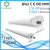 Milky PC Cover &Aluminum Housing Waterproof 1.5m LED Triproof Light
