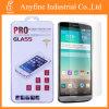 Película ultra delgada del protector de la pantalla protectora del vidrio Tempered del premio HD para LG G3