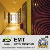 Los paneles de pared de madera del pasillo del hotel del diseño de la manera (EMT-F1204)