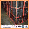 Amontonamiento del estante comercial resistente de acero del almacenaje de neumático