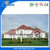 Tuile de toit concrète ondulée d'ardoise synthétique anti-calorique de polymère