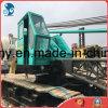 Gru idraulica utilizzata della catena del cingolo del Giappone Kobelco P&H (40ton)