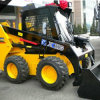 Компактное Type XCMG Big Skid Steer Loader с All Wheel Drive и Skid Steering