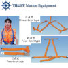Lifeboat를 위한 Type Lifesaving Safety Seat Belt를 삽입하십시오