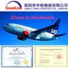 De betrouwbare Dienst van de Vracht van de Lucht van China aan wereldwijd