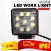 27W impermeabilizzano l'indicatore luminoso di funzionamento del LED (garanzia 1years)