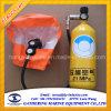 15min AREE un equipo contra incendios de dispositivos de escape de emergencia respiración